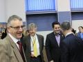 Simon Bell - President of ECLAS and Richard Stiles - President of LE NOTRE Institute