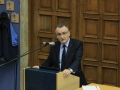 The Romanian Minister of Education and Scientific Research, Sorin Mihai Cîmpeanu, opening the internation, Image: Mihai_Sulescu_AsoP