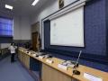 Preparation in the Auditorium at USAMV Bucharest, Image: Mihai_Sulescu_AsoP