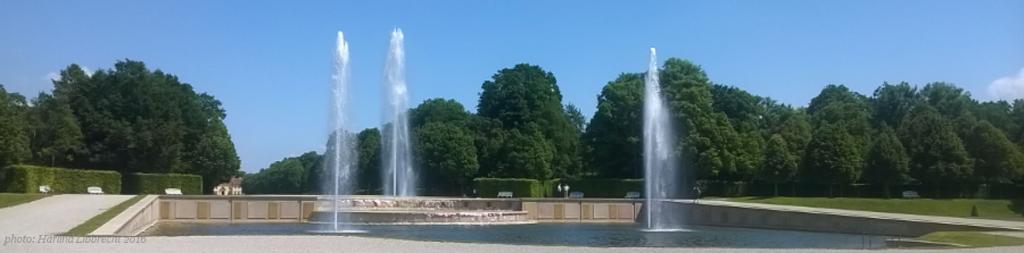 Schlosspark Schleissheim|image: Harlind Libbrecht