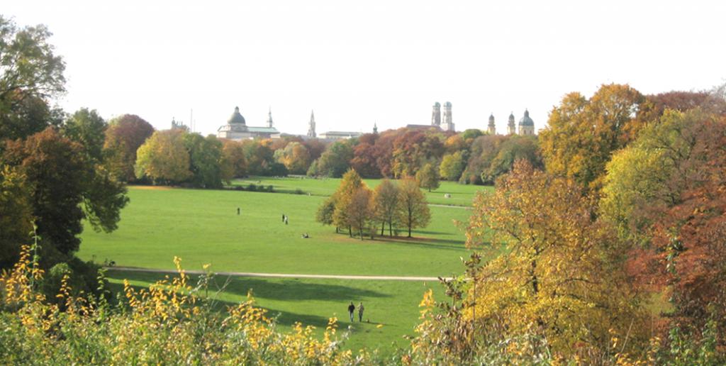 Englischer Garten in Munich|photo: Stefanie Gruber