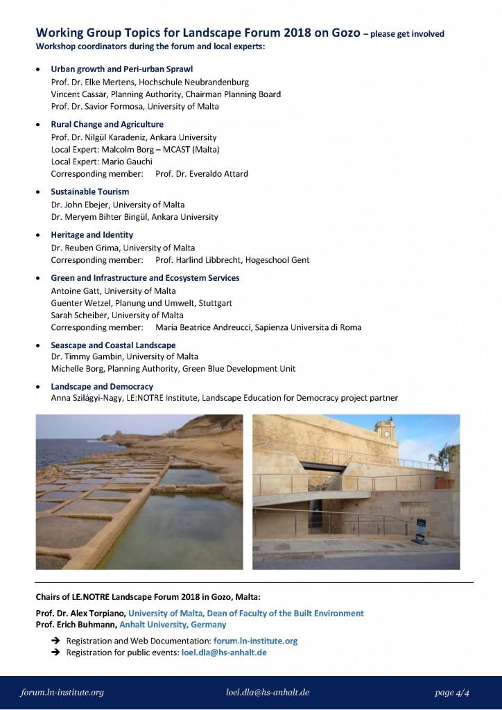 LLF Malta Programme 4